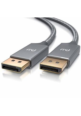 Primewire Video-Kabel »DP 1.4 / UHD II / 8K 4K / 7680x4320@60 Hz«, 100 cm kaufen