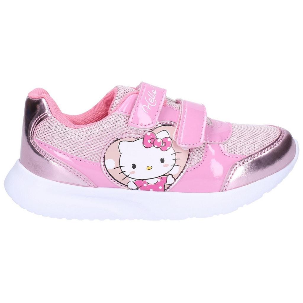 Leomil Trainingsschuh »Mädchen Hello Kitty Klettverschluss Turnschuhe«