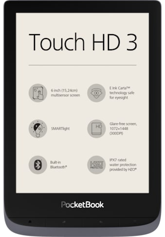 PocketBook eBook - Reader »Touch HD 3« kaufen