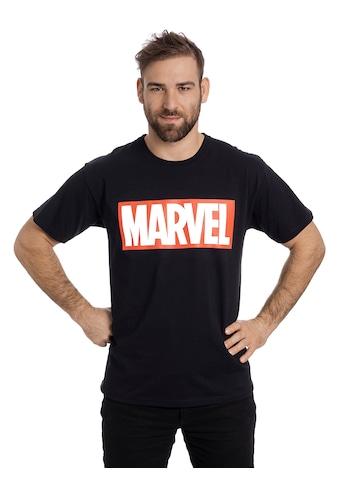 MARVEL T-Shirt »Marvel Logo« kaufen