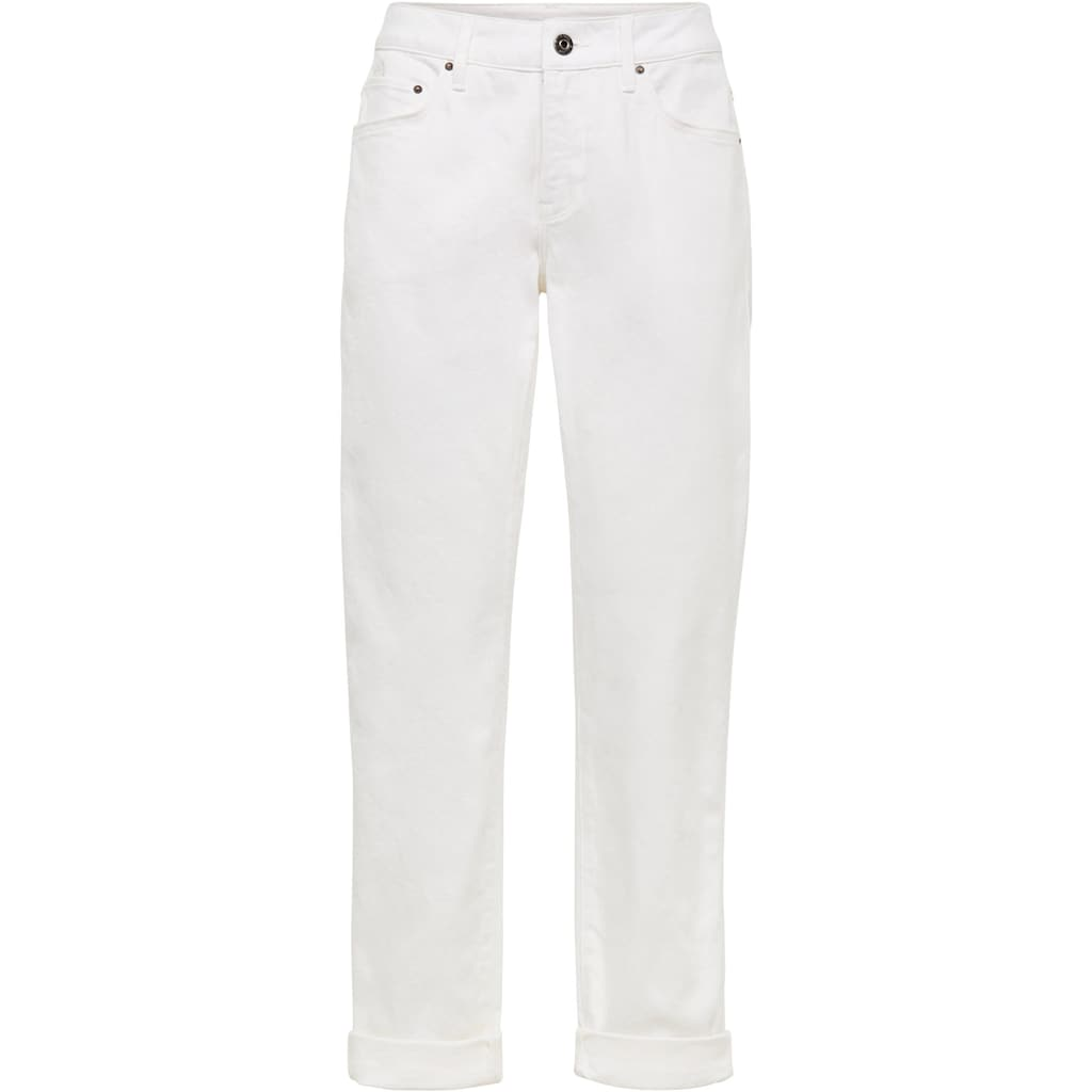 G-Star RAW Boyfriend-Jeans »Kate Boyfriend Jeans«, mit umgeschlagenen Saum ist der Style perfekt