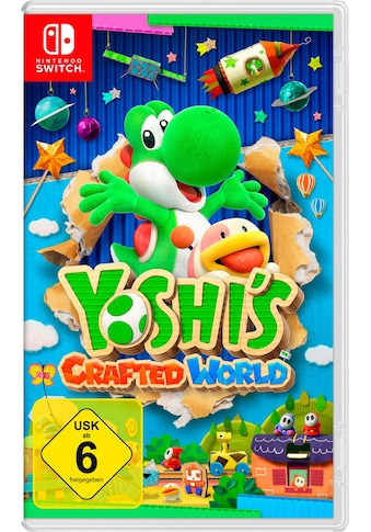 Yoshi's Crafted World Nintendo Switch kaufen