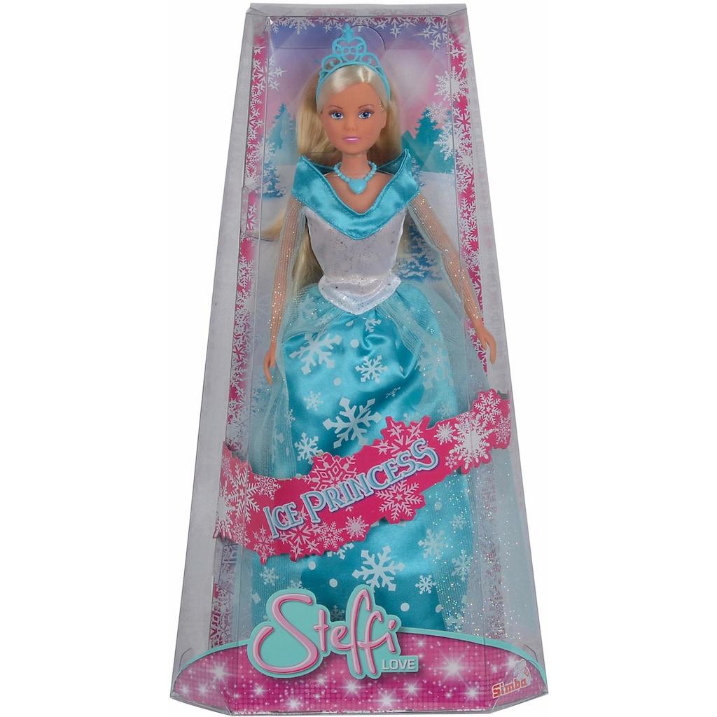 SIMBA Anziehpuppe »Steffi Love, Ice Princess«, (1 tlg.)