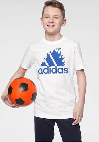 adidas Performance T - Shirt »JOUNG BOYS BATCH OF SPORTS GRAPHIC TEE« kaufen