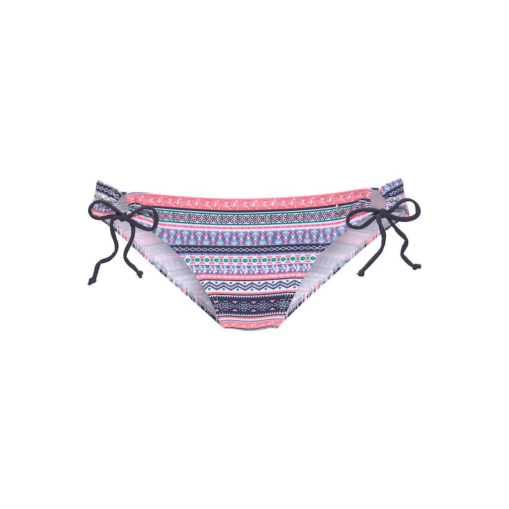 s.Oliver Beachwear Bikini-Hose »Barcelona«, seitlich zu binden