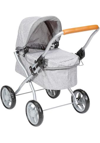 Knorrtoys® Puppenwagen »Mini Lili, stone brown« kaufen