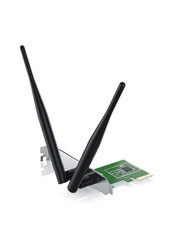 CSL 300 Mbit/s PCIe 2,4 GHz WLAN Netzwerkkarte kaufen