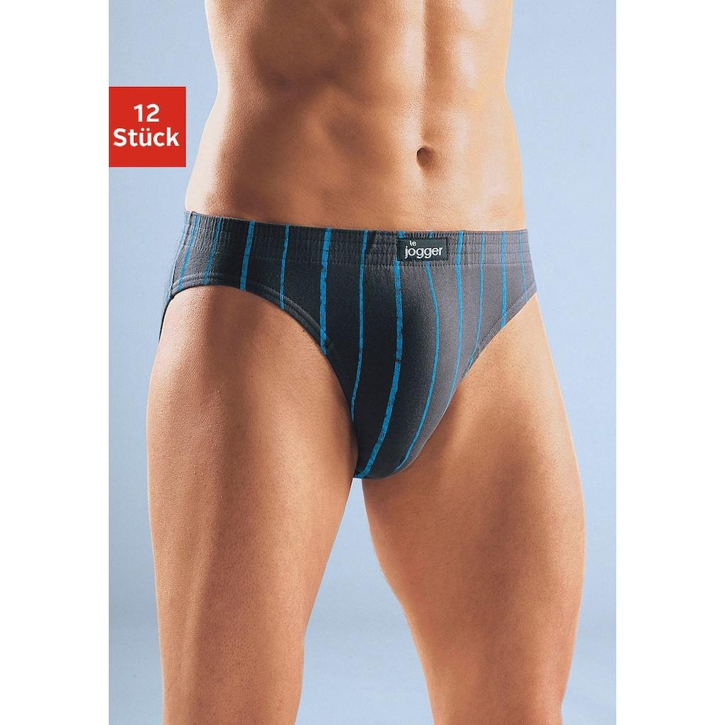 le jogger® Slip, sportive Slips im Sparpack