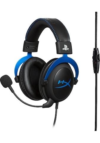 HyperX Gaming-Headset »Cloud Blue«, Rauschunterdrückung kaufen