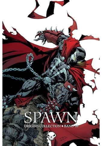 Buch »Spawn Origins Collection / Will Carlton, Jon Goff, Todd McFarlane, Robert... kaufen