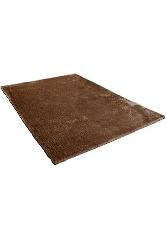 THEKO Hochflor-Teppich »Vido«, rechteckig, 32 mm Höhe, Wohnzimmer kaufen