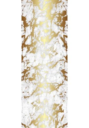 QUEENCE Vinyltapete »Caleb«, 90 x 250 cm, selbstklebend kaufen