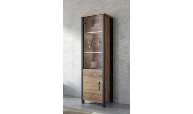 TRENDMANUFAKTUR Vitrine »Olin«, Höhe 191 cm kaufen