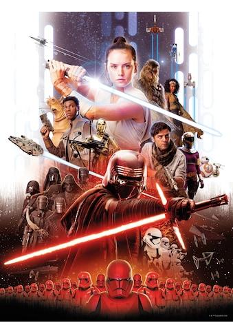 Komar Poster »Star Wars Movie Poster Rey«, Star Wars kaufen