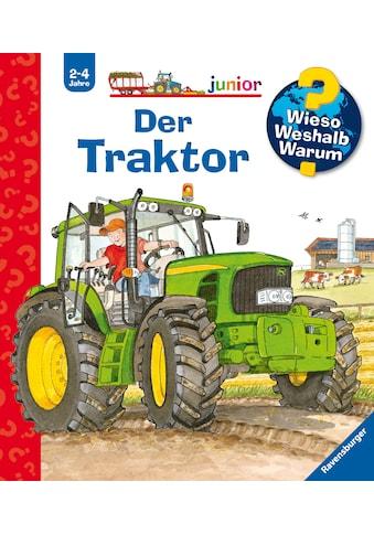 Buch »Der Traktor / Andrea Erne, Wolfgang Metzger« kaufen