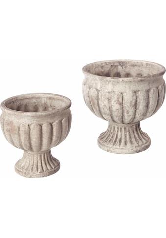 I.GE.A. Dekoschale »Antik-Keramikschale« kaufen