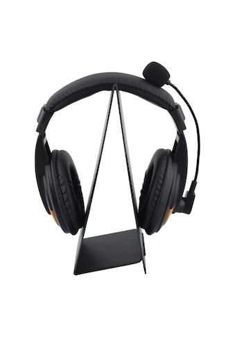 DELTACO Headset-Halterung »Universal-Kopfhörer-Klappständer«, leicht Design kaufen