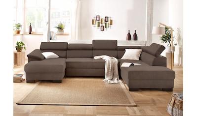 Home affaire Wohnlandschaft »Mika« kaufen
