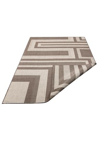 Teppich, »Cannes«, Bruno Banani, rechteckig, Höhe 3 mm, maschinell gewebt kaufen