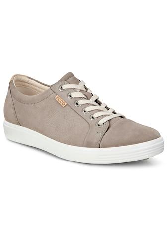 Ecco Sneaker »Soft 7«, in sportlichem Look kaufen