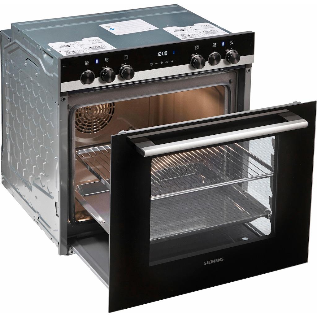 SIEMENS Elektro-Herd-Set »EQ521KB00«, mit cookControl 10