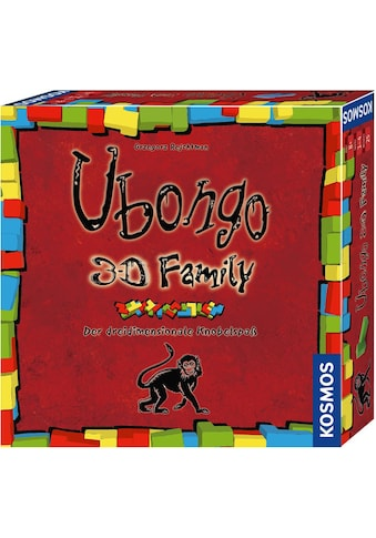Kosmos Spiel »Ubongo 3-D Family«, Made in Germany kaufen