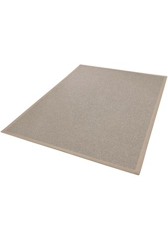 Dekowe Teppich »Naturana Panama, Wunschmaß«, rechteckig, 8 mm Höhe, Sisal-Optik, mit... kaufen