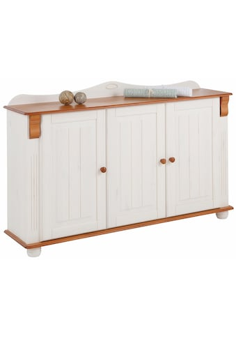 Home affaire Sideboard »Adele«, 3-türig, Breite 140 cm kaufen