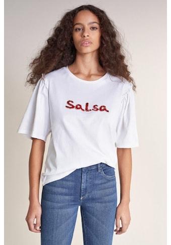 Salsa T-Shirt »Samara«, kurzarm kaufen
