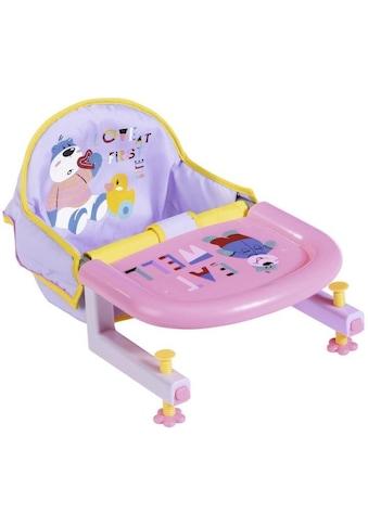 Baby Born Puppen-Tischsitz kaufen