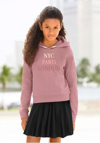KIDSWORLD Kapuzensweatshirt, mit Stickerei kaufen