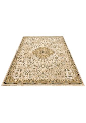 DELAVITA Teppich »Amelia«, rechteckig, 10 mm Höhe, Orient-Optik, Wohnzimmer kaufen