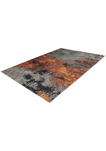 Arte Espina Teppich »Blaze 400«, rechteckig, 8 mm Höhe, Vintage Optik, mit Baumwolle... kaufen