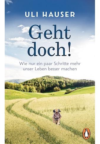 Buch »Geht doch! / Uli Hauser« kaufen
