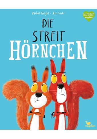 Buch »Die Streithörnchen / Rachel Bright, Pia Jüngert, Jim Field« kaufen