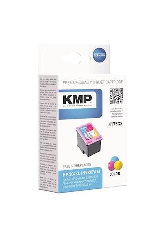 KMP Tintenpatrone ersetzt HP Nr. 304XL cyan, magenta, gelb kaufen