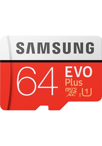 Samsung Speicherkarte »EVO Plus 2020 microSD«, ( UHS Class 1 100 MB/s... kaufen
