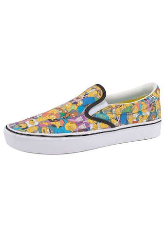 Vans Sneaker »ComfyCush Slip - On x THE SIMPSONS« kaufen