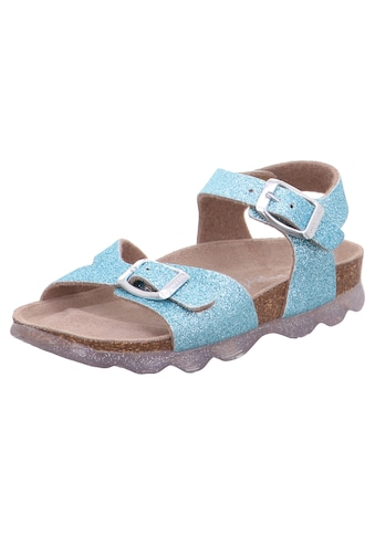 Superfit Sandale »Tieffußbett Sandale WMS Weiten-Messsystem: mittel«, mit... kaufen