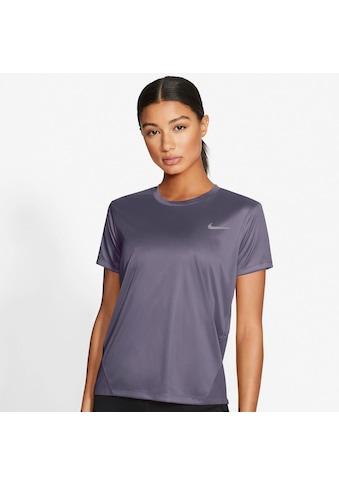 Nike Laufshirt »WOMEN NIKE MILER TOP SHORTSLEEVE« kaufen
