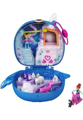 Mattel® Spielwelt »Polly Pocket Narwal-Eisspaß Schatulle« kaufen