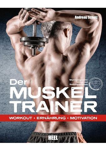 Buch »Der Muskeltrainer / Andreas Scholz« kaufen