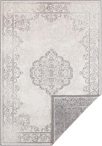 bougari Teppich »CEBU«, rechteckig, 5 mm Höhe, In- und Outdoor geeignet, Wendeteppich, Wohnzimmer kaufen
