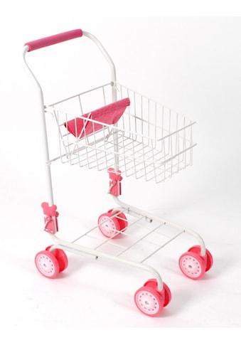 """CHIC2000 Spiel - Einkaufswagen """"Melange Pink"""" kaufen"""