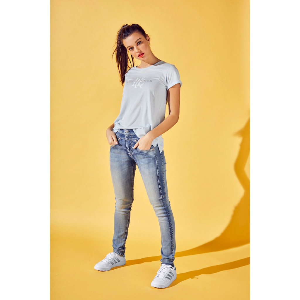 Herrlicher Slim-fit-Jeans »SHARP SLIM ORGANIC«, umweltfreundlich dank Kitotex Technology