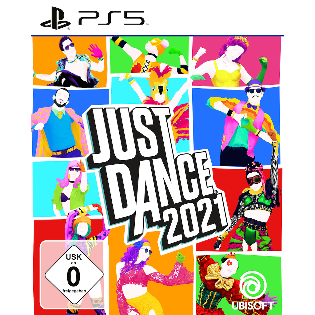 UBISOFT Spiel »Just Dance 2021«, PlayStation 5