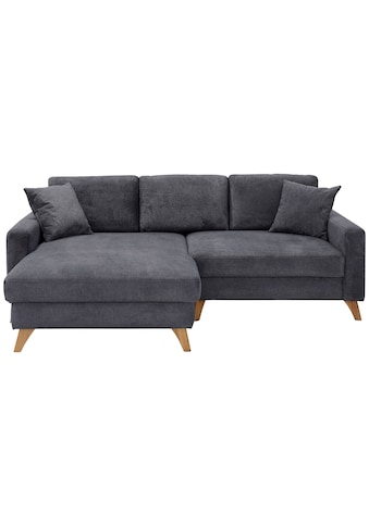 Home affaire Ecksofa »Stanza Luxus«, mit besonders hoher Belastbarkeit pro Sitzplatz... kaufen