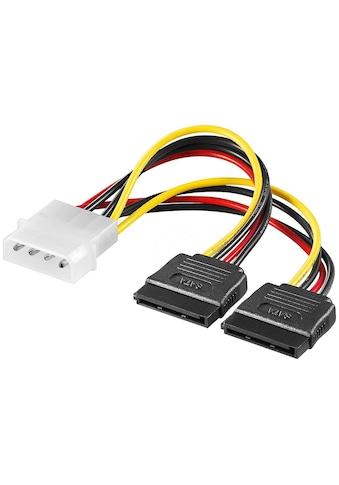 Goobay PC Y Stromkabel kaufen