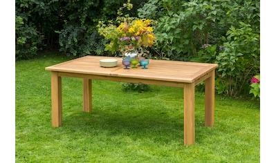 MERXX Gartentisch, 100x260 cm kaufen