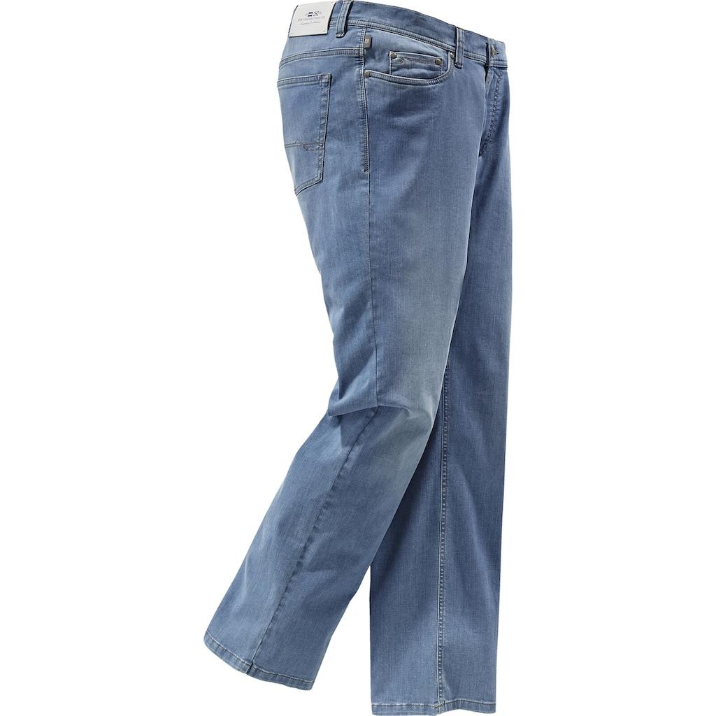 Jan Vanderstorm 5-Pocket-Jeans »ODINN«, elastische Tiefbundjeans